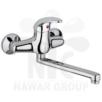Nawar Group Italy Mixers Florida Wall mixer