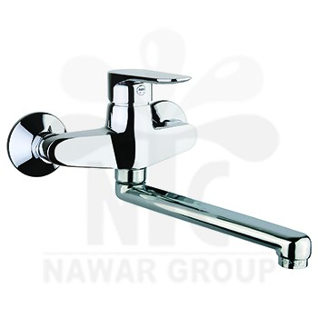 Nawar Group Italy Mixers KEVON Wall mixer