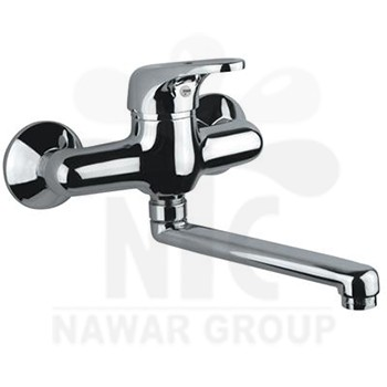 Nawar Group Italy Mixers PLANET Sink mixer