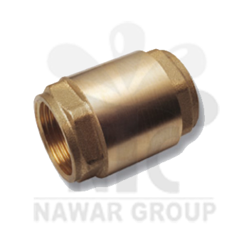 Nawar Group Italy Valves  SPRING CHECK VALVE